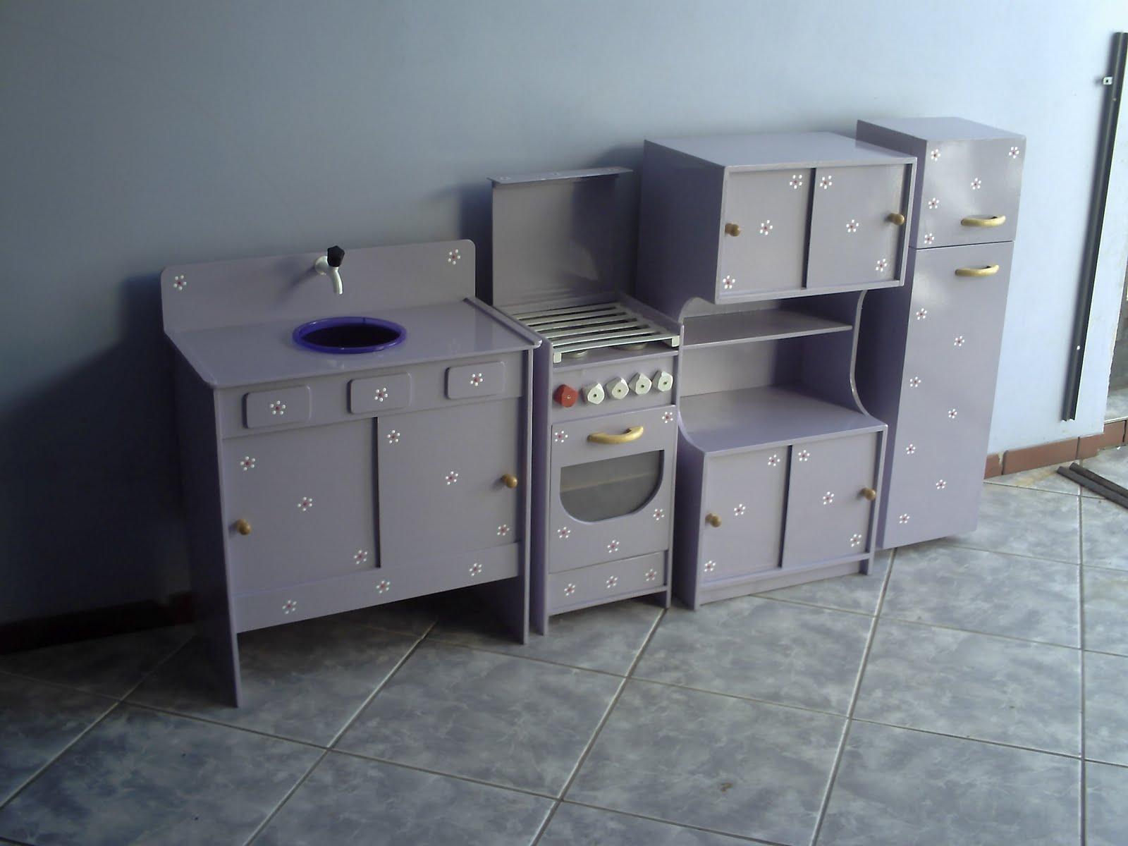 Silva Artes Brinquedos: *Moveis para casinha de boneca* #436A88 1600x1200