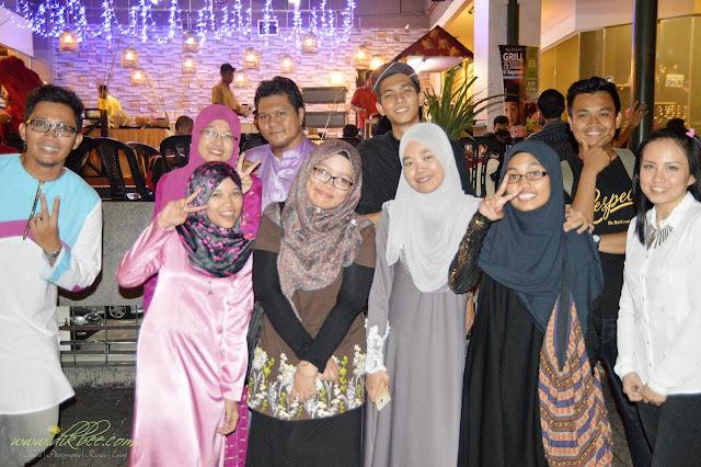 D'Kayangan Steamboat & BBQ | Majlis Iftar Ramadhan 2015 Bersama Anak Yatim