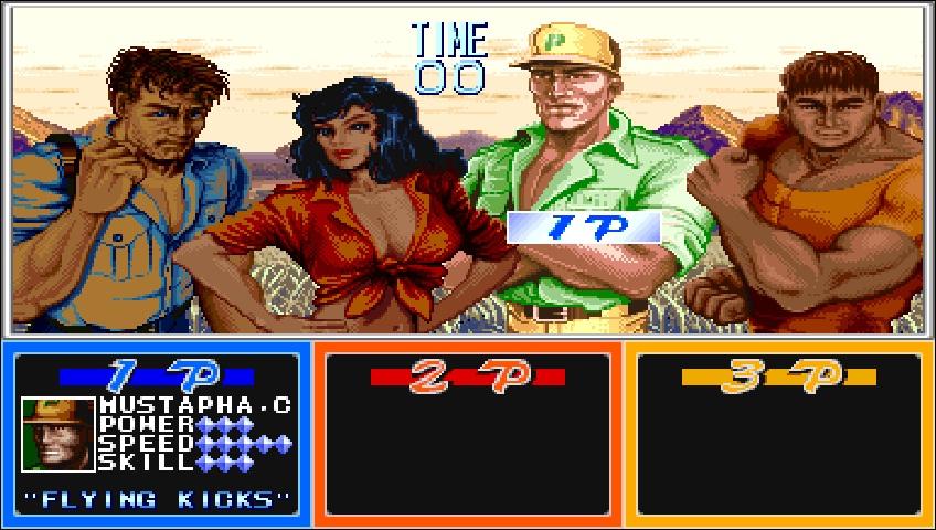 Tải game Mustapha – game thùng kinh điển thời tuổi thơ