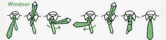 Cara Memakai Dasi Segitiga (SMP dan Kantoran) Yang Benar