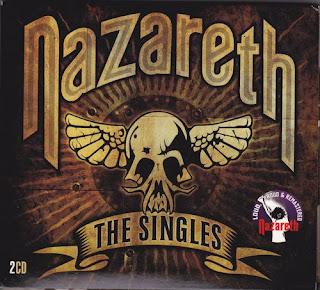 Nazareth baixarcdsdemusicas.net Nazareth   The Singles