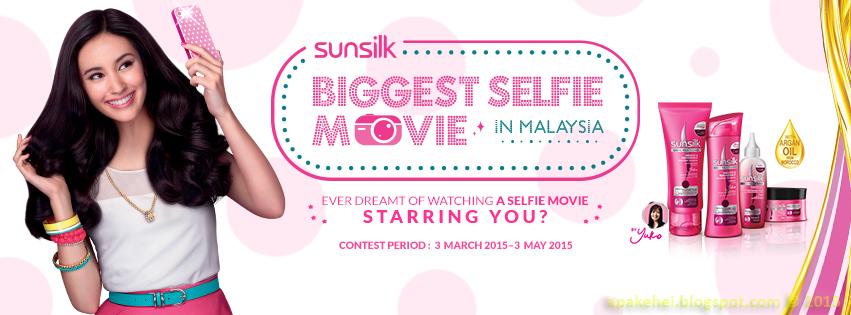 Sunsilk Selfie