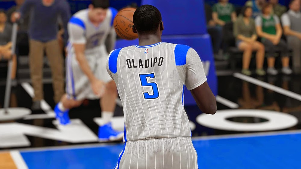 Orlando Magic Pride Sleeve Jersey | NBA 2K15