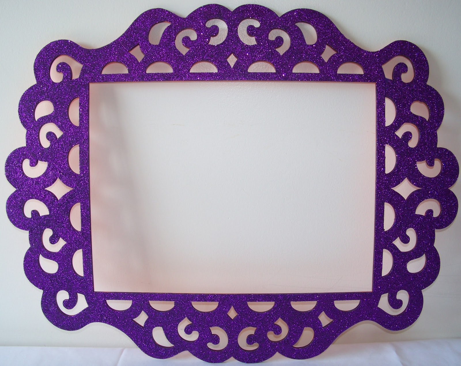 Purple Frame - Viewing Gallery