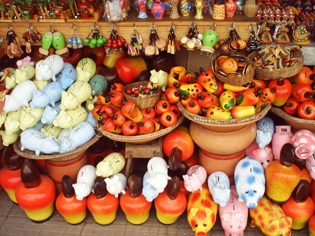 Adesivos De Natal Unhas ~ SERGIPE EM FOTOS Artesanato no Mercado Municipal de Aracaju