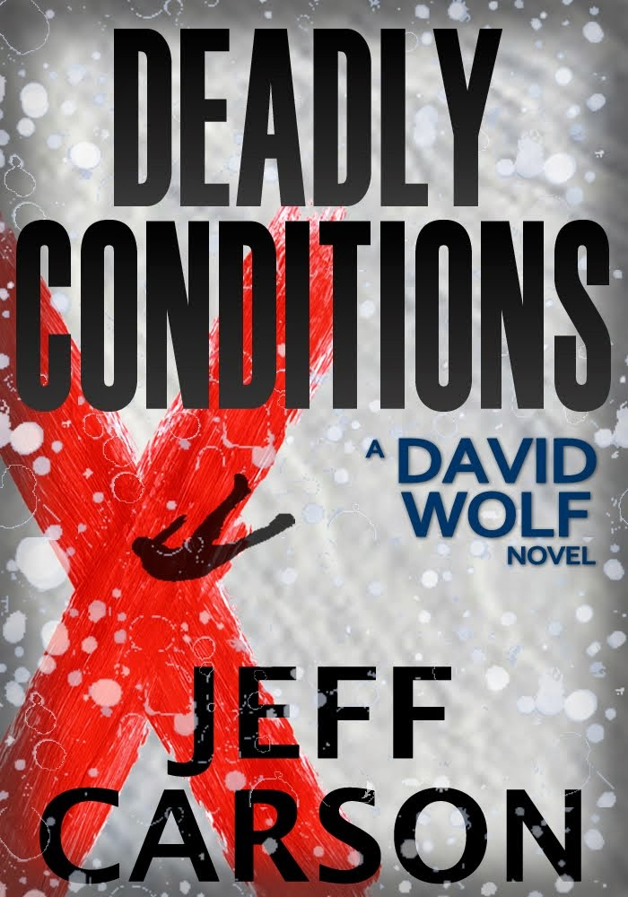 NEW! Deadly Conditions (Wolf #4)