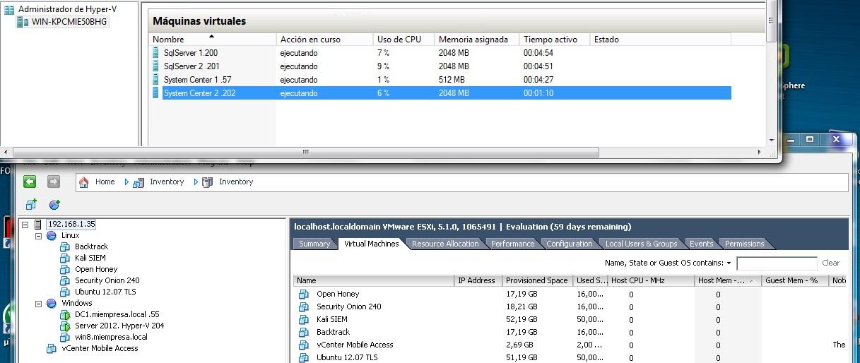 TIPS & TRICKS. Migrando VM desde ESXi hacia Hyper-V For Fun...