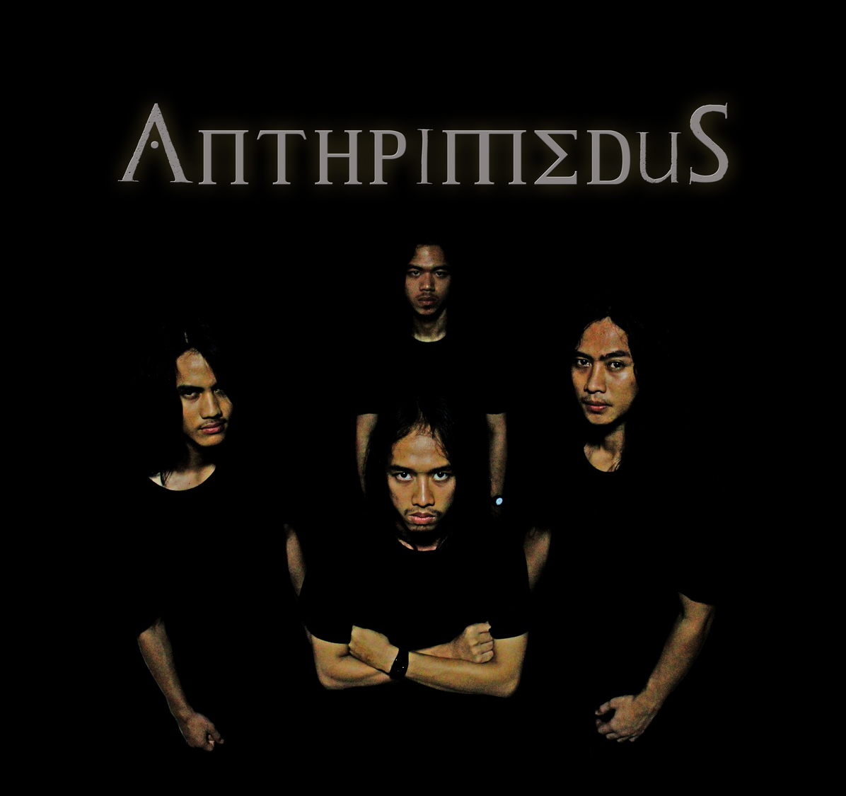 Anthpimedus Band Death Metal / Thrash Metal Bekasi Foto Personil Logo Artwork Wallpaper