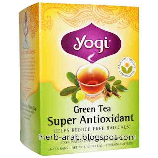 شاي اخضر من يوقي