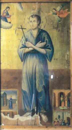 ΑΓΙΟΣ ΙΩΑΝΝΗΣ Ο ΡΩΣΣΟΣ