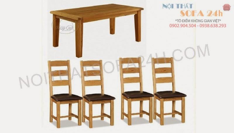 Bàn ghế ăn 015