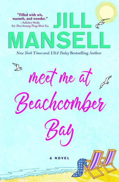 Giveaway - Jill Mansell Book Bundle and a British Summer Tumbler