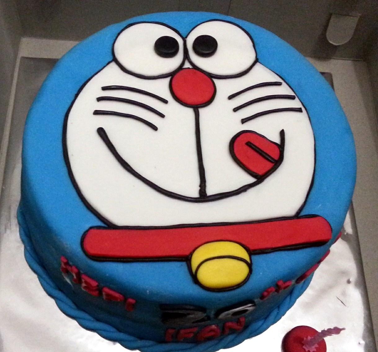 Doraemon Images For Cake : Jane s cakery: Doraemon cakes