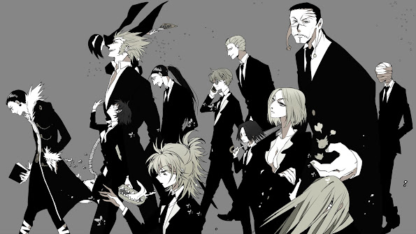 Hunter X Hunter Phantom Troupe 6e