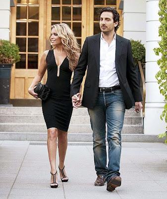 Hebben Sylvie van der Vaart en Guillaume Zarka een fake relatie?