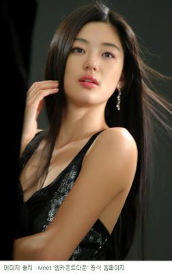 Artis Cantik Korea-Jeon Ji Hyun.jpg