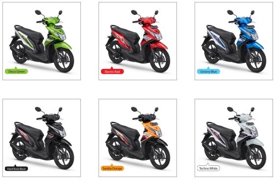 Review Harga Motor Honda Beat & Gambar Lengkap