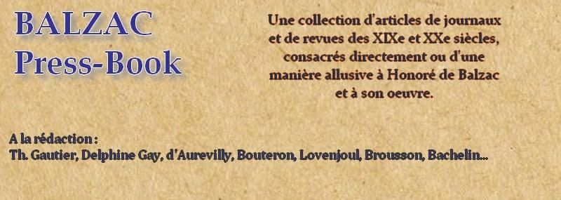 Balzac-Press-Book