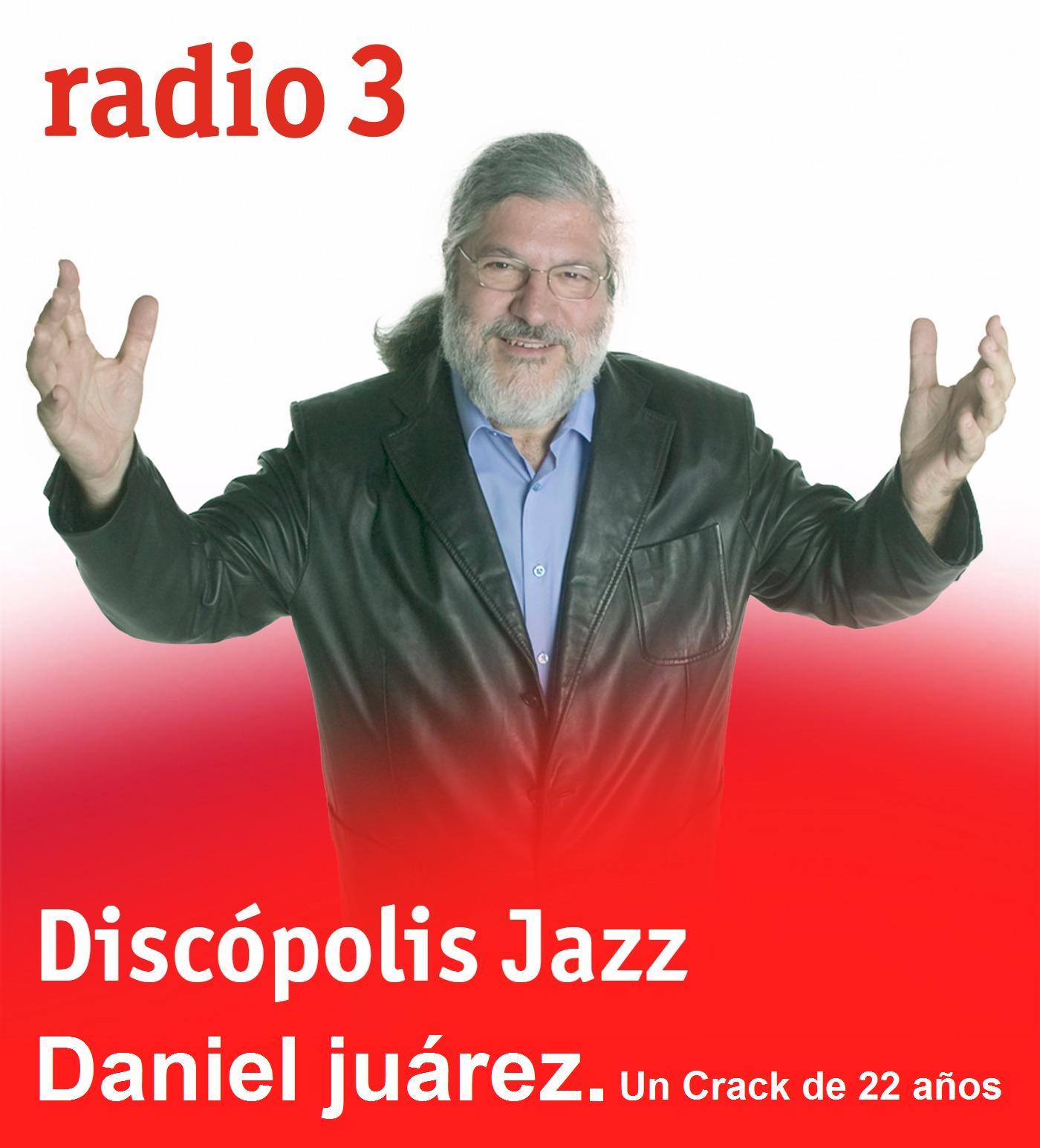 """RADIO 3 ENSALZA A DANIEL JUÁREZ Y SU CD """"CAMINOS"""""""
