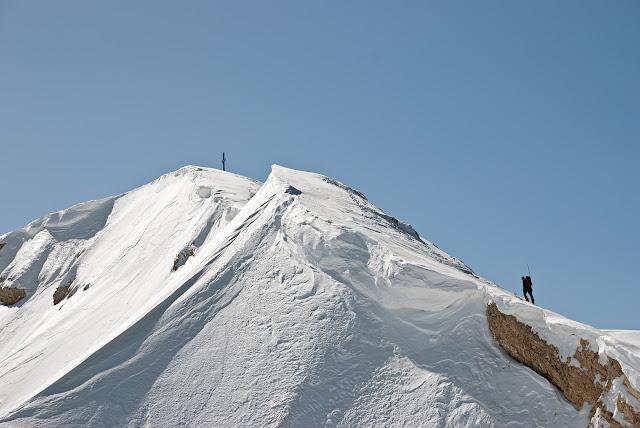 Salendo la cresta finale del Viglio