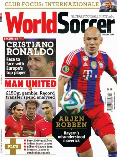 World Soccer � October 2014