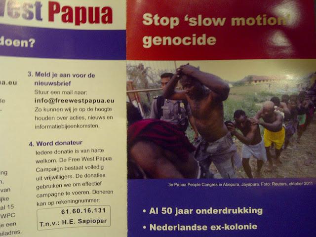 dukungan internasional OPM dan benny wenda
