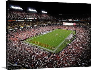 Washington Redskins Luxury Suites