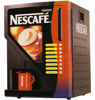 nescafe tea coffee machine