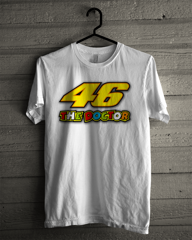 Kaos Distro Motogp The Doctor VR46