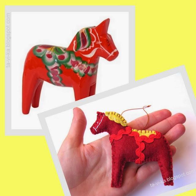 как сшить игрушку лошадку выкройка