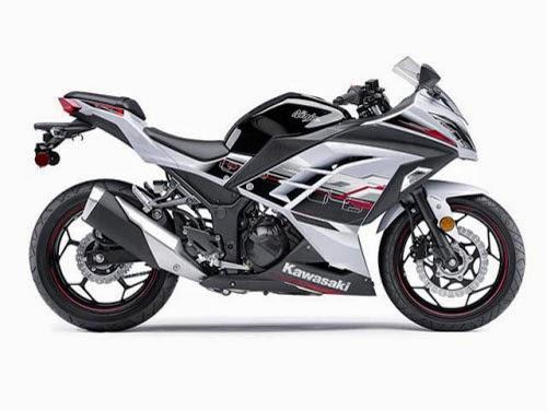 Kawasaki Ninja 300 ABS 2014 giá bao nhiêu