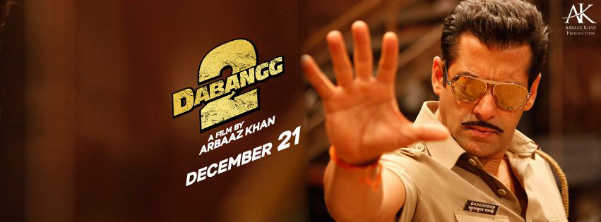 Dabangg 2- Facebook TIMELINE Covers Salman Khan
