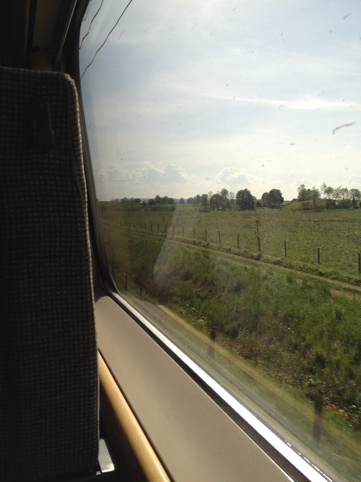 åka tåg till göteborg