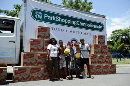 Mobilização natalina digital do ParkShoppingCampoGrande