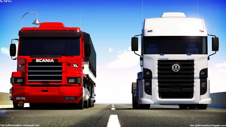 Scania X Volkswagen