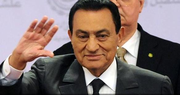 Husni Mubarak : Dukunglah Presiden Abdul Fattah as Sisi dan Perkuat Persatuan