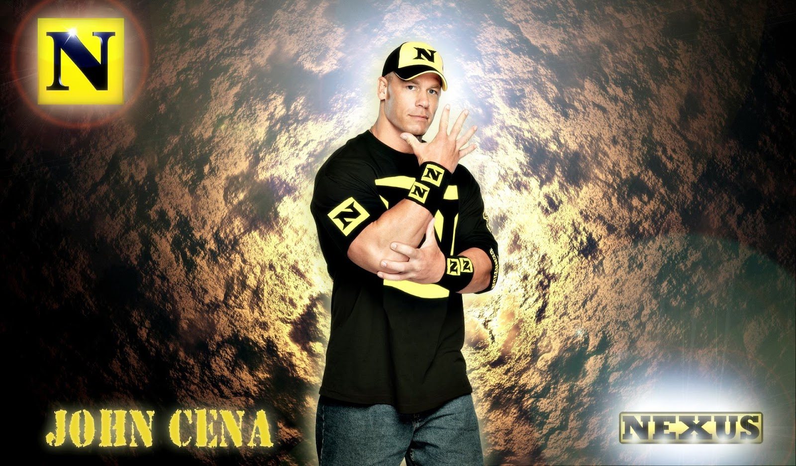 WWE Star Wallpaper John Cena HD