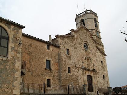 Església parroquial de Sant Bartomeu del Grau