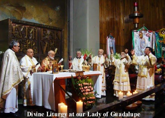 Divina Liturgia Patriarcal Rito Bizantino