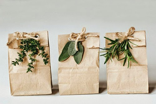 Christmas presets wrapping ideas