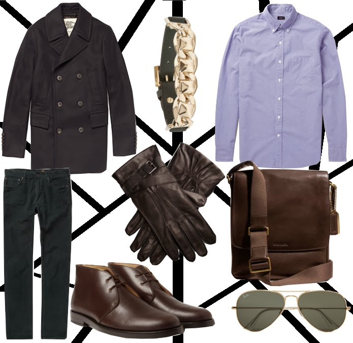 Mens fall wardrobe staples