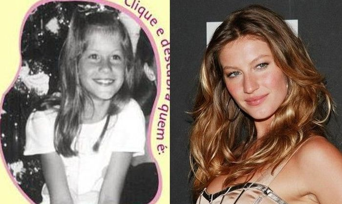 Supermodels Then and Now Pics