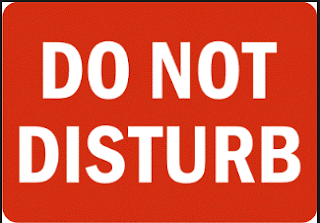 Do Not Disturb or DND