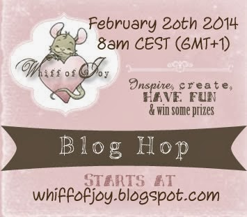 Whiff of Joy blog hop