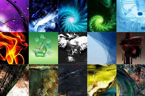 Fondos o wallpapers abstractos para iPhone y iPod