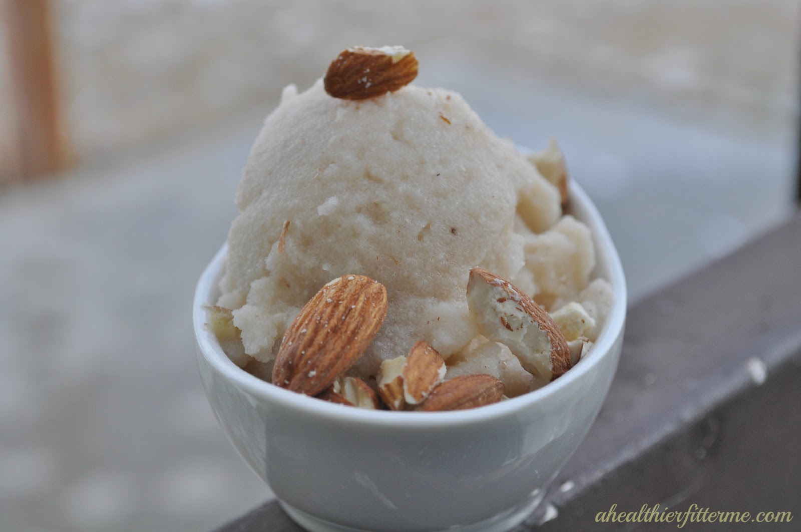 http://www.ahealthierfitterme.com/2013/02/guiltless-almond-sorbet-featuring.html