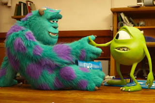 Filme Universidade Monstros