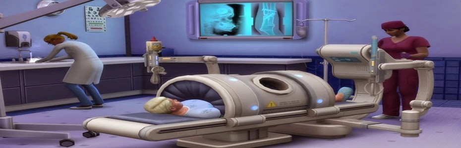 """""""The Sims 4″: personagens em suas profissões no trailer da expansão """"Ao Trabalho"""""""