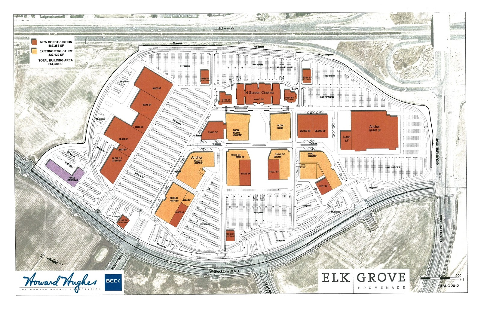 M & H Realty Makes Good on Threat, Files Suit Against Elk Grove on 'Outlet Collection'