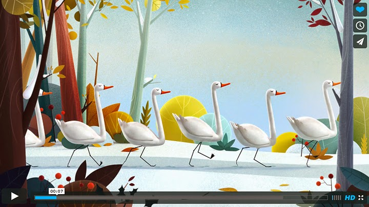 Regardez le film gratuitement : The Scaredy Swan